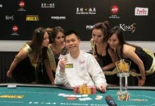 Numbers Down but Elton Tsang Still Enjoys One Drop Win