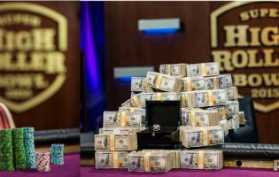 Organizers Adjust Player Cap in $300,000 Super High Roller Bowl