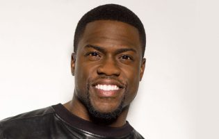 Comedian Kevin Hart Plays Some Serious Poker in Monte Carlo
