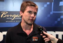 Byron Kaverman On Top in the $300,000 Super High Roller Bowl
