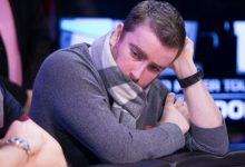 Kenny Hallaert Misses Out On Rerun as WSOP Main Event Rolls On