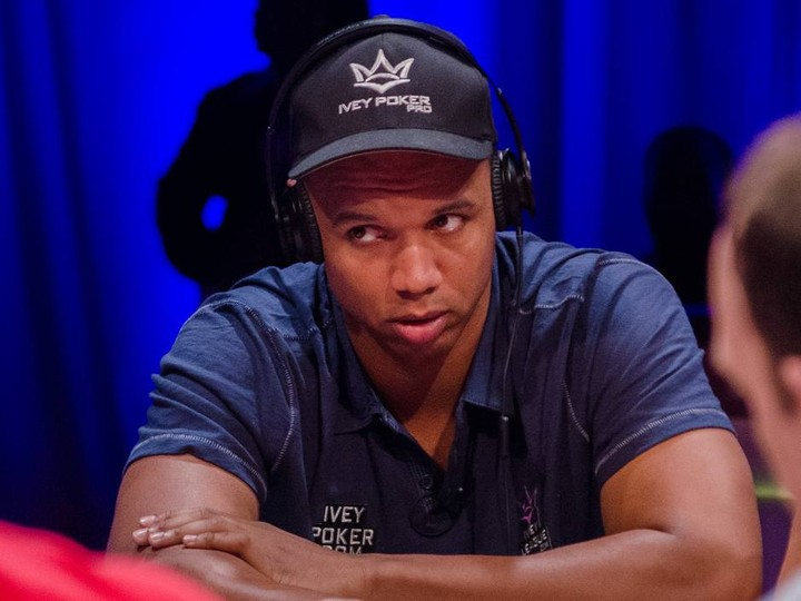 Phil Ivey WSOP Hall of Fame.